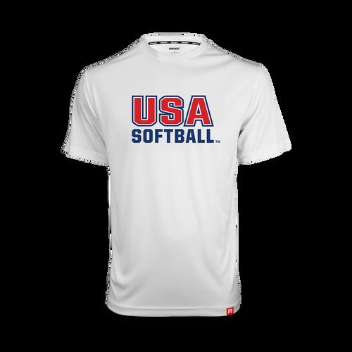 USA Softball Performance Tee