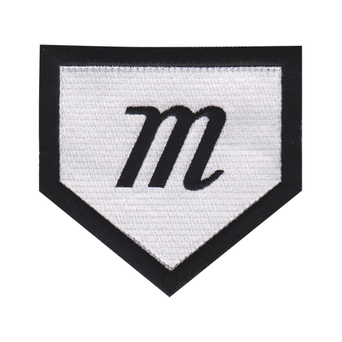 The Home Plate Patch features the Marucci M