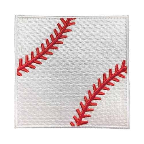 Baseball Seams Patch
