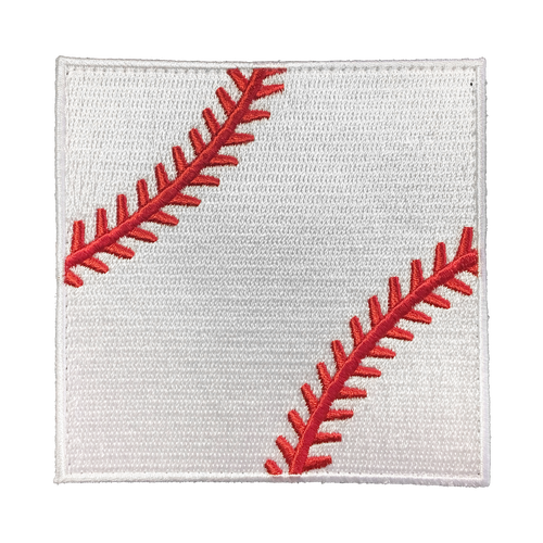 Baseball Seams Patch