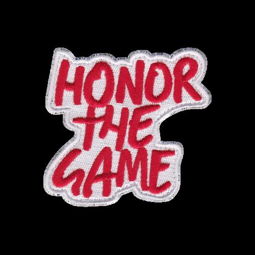 HTG Patch #HonorTheGame