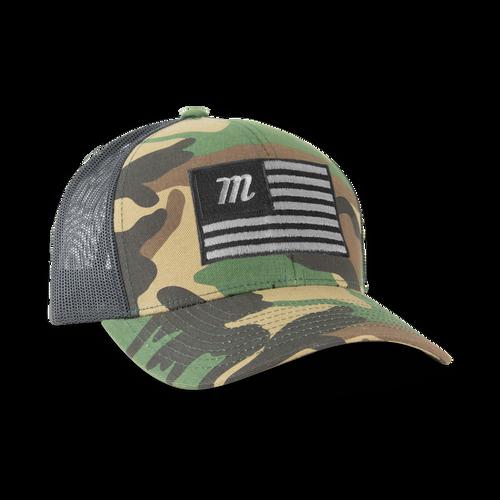 Tactical USA Camo Hat