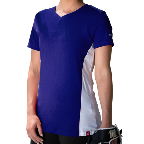 Fastpitch Elite V-Neck Jersey