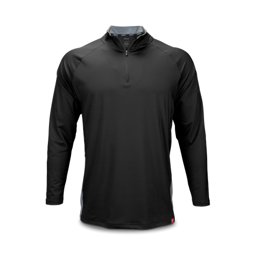 Athletic Fit 1/4 Zip Performance Top