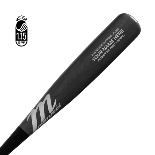 Personalized POSEY28 Pro Metal Senior League -10