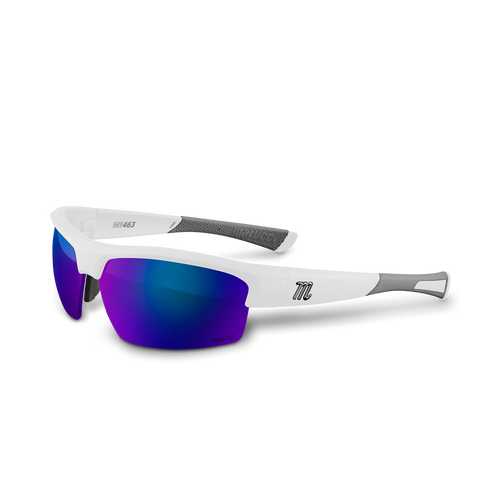 MV463 Performance Sunglasses - Matte White