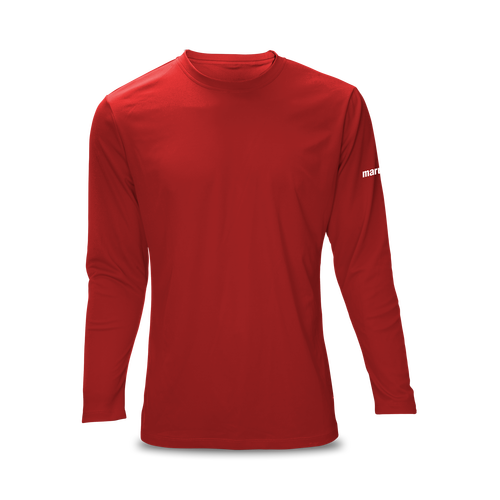 Youth Relaxed Long Sleeve Performance Tee
