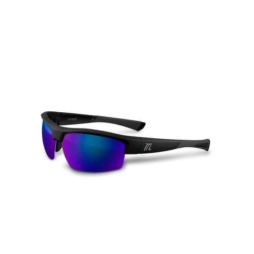 MV463 Youth Performance Sunglasses - Matte Black