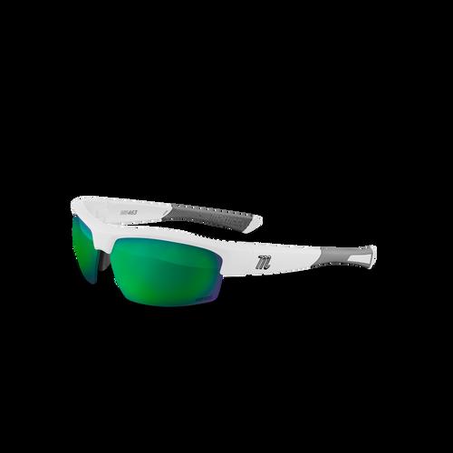 MV463 Youth Performance Sunglasses - Matte White