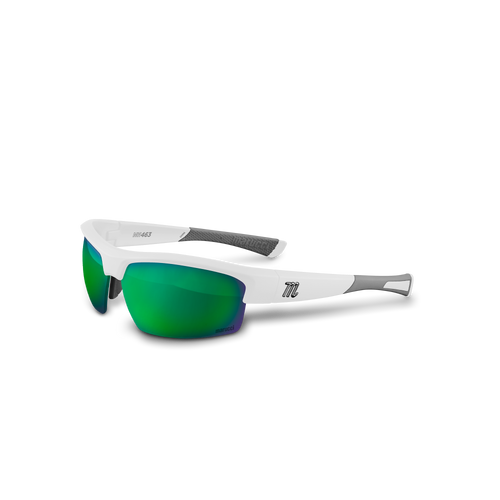 MV463 Youth Performance Sunglasses - Matte White
