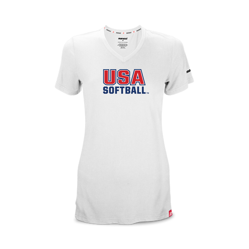 USA Softball Youth Performance V-Neck