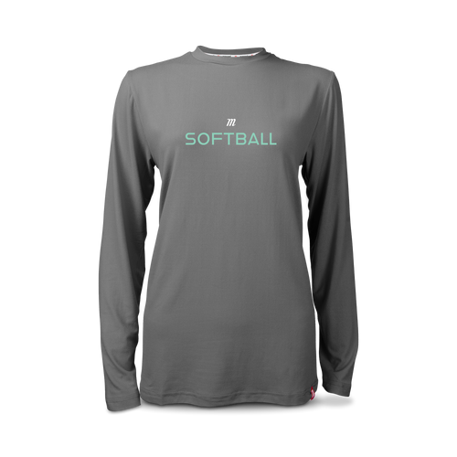 Custom Women's Long Sleeve Performance Tee