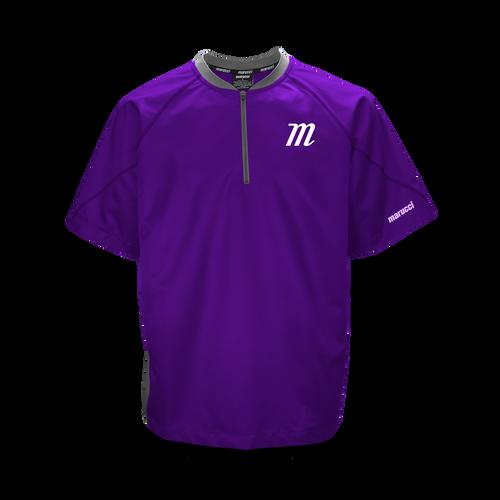 'M Logo' Short Sleeve Batting Practice Jersey