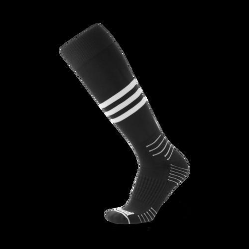 On-Field Socks: Striped Knee High