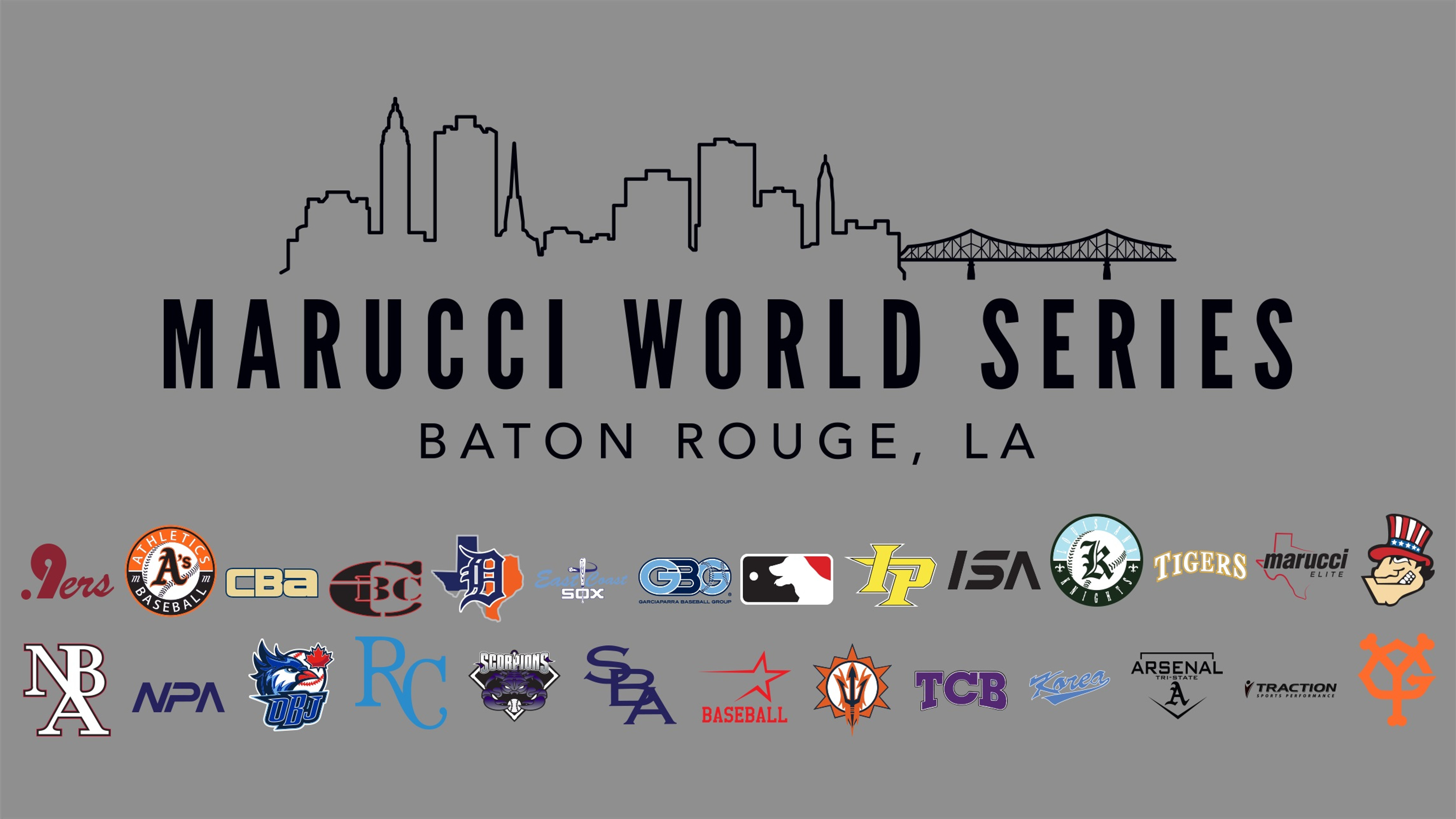 Marucci set to host 4th annual Marucci World Series