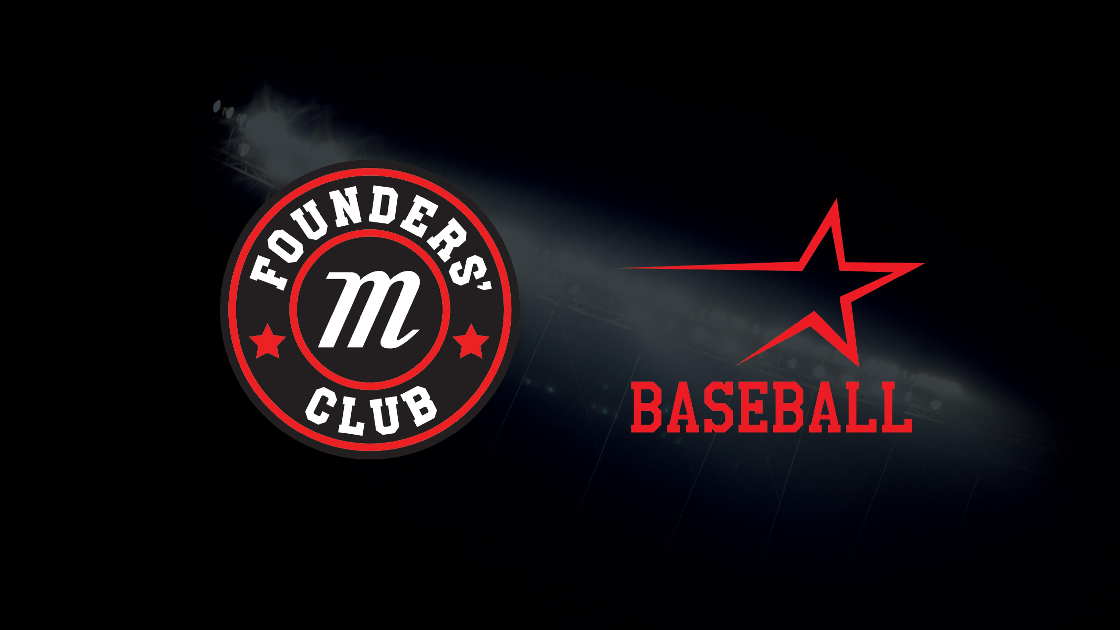 Founders' Club Spotlight: Stars Baseball