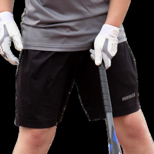 /& Navy Black,Grey Marucci Performance Short 2.0 Men/'s Baseball Training Shorts