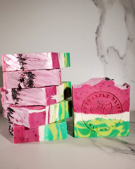 Watermelon Handcrafted Soap