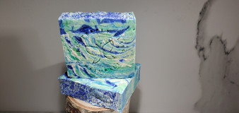 Spearmint & Eucalyptus Artisan Soap