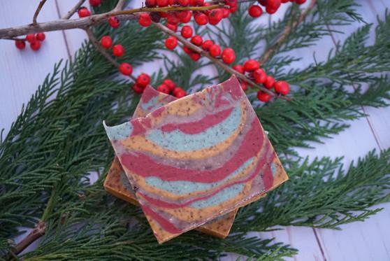 """The Lumberjack"" Handmade Artisan Soap"