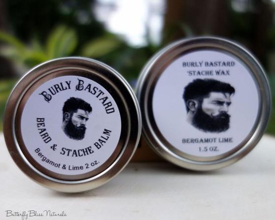 Burly Bastard 'Stache Wax