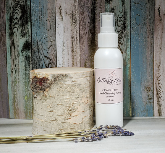 Hand Cleansing Spray (Alcohol Free)