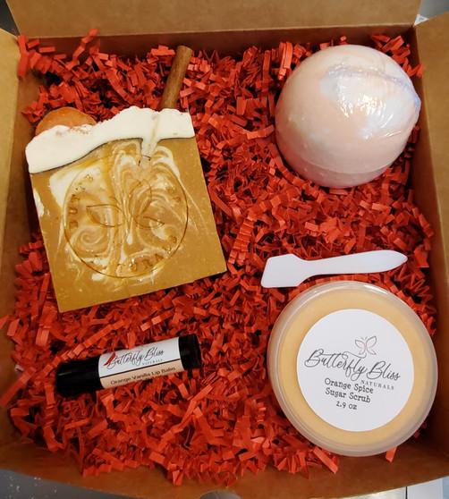 Pumpkin Spice Gift Set