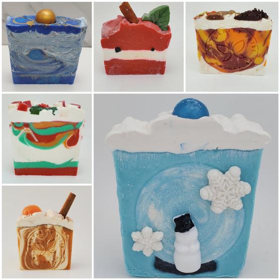 Apple Artisan Soap