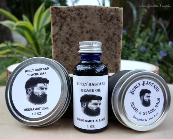 Burly Bastard Beard Balm