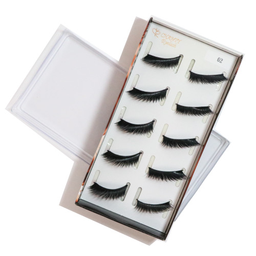Chanty Eyelashes Double Flex 62