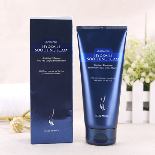 A.H.C Premium Hydra B5 Soothing Foam Cleanser 180ml/6oz