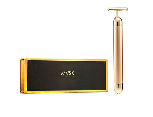 MVSK 24K Gold Coated Ion Beautifier