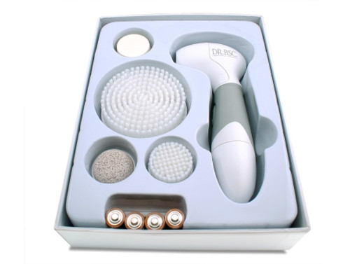 DR.BSC All In One Electronic Face & Body Brush Cleanser