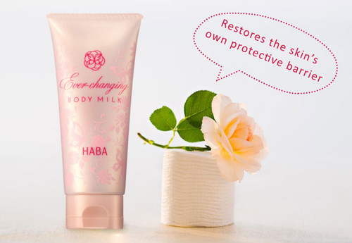 HABA BODY MILK