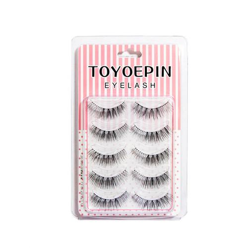 Toyoepin Eyelashes 5 Pairs 902