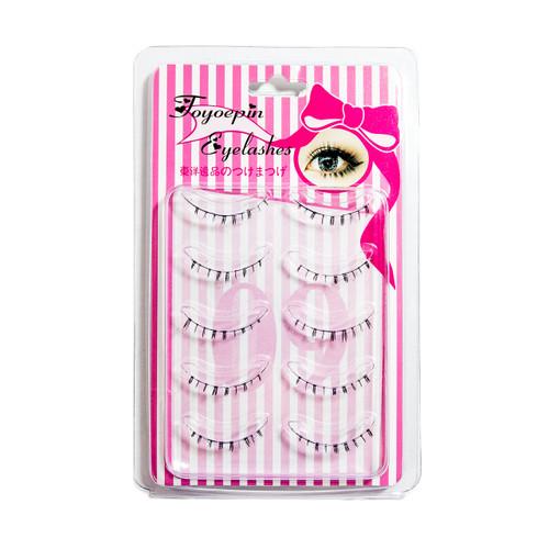 Toyoepin Eyelashes 5 Pairs 906