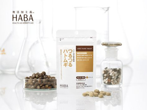 HABA Job's Tears Tablet