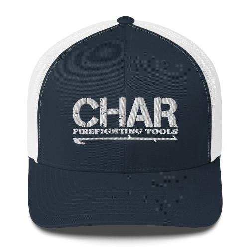 Trucker Snapback CHAR Logo
