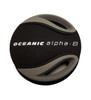 Diaphragm Cover Second Stage Oceanic Alpha 8 - Gray & Black