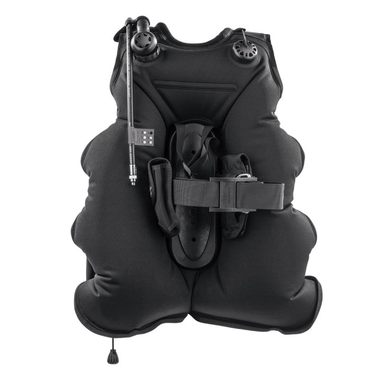 Oceanic Excursion QLR4 Buoyancy Compensator BCD