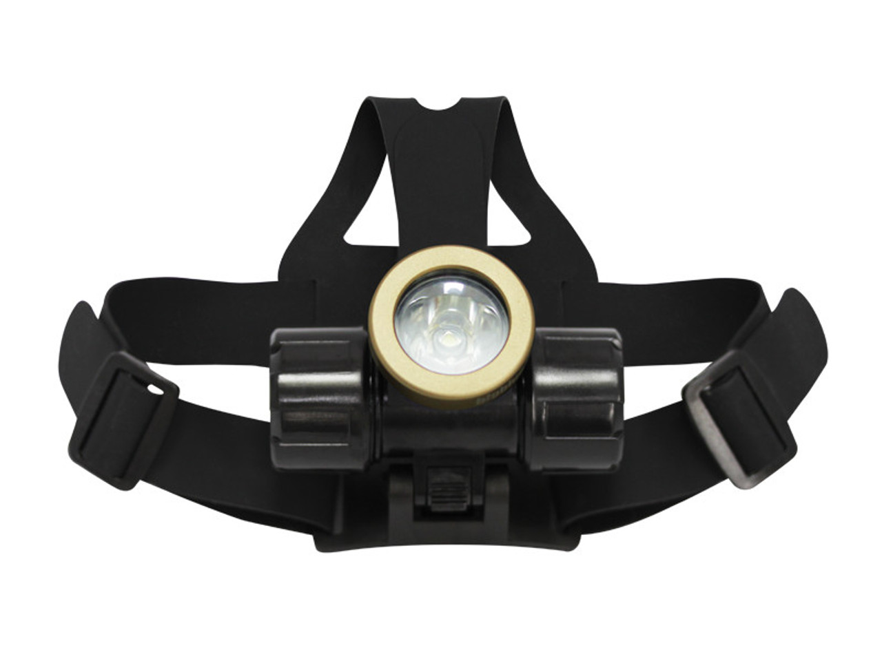 Bigblue 450 Lumens Narrow Beam LED Head Lamp Scuba Dive Light