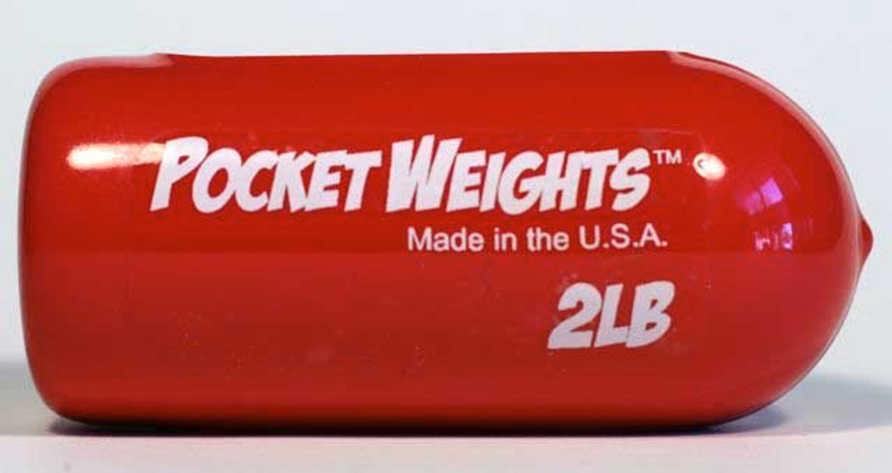 Pocket Weight Fit Scuba Diving BCD Trim Pockets Or Weight Belt Lead