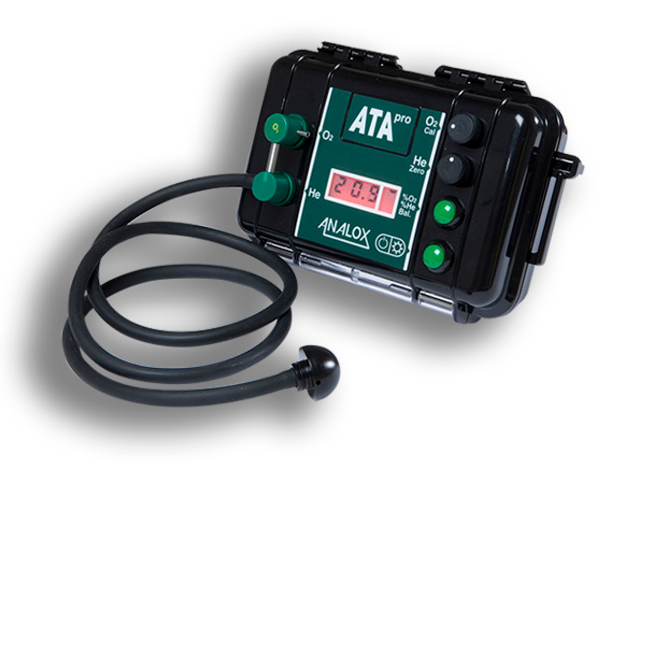 Analox ATA PRO Trimix Analyzer for Tech Scuba Diving