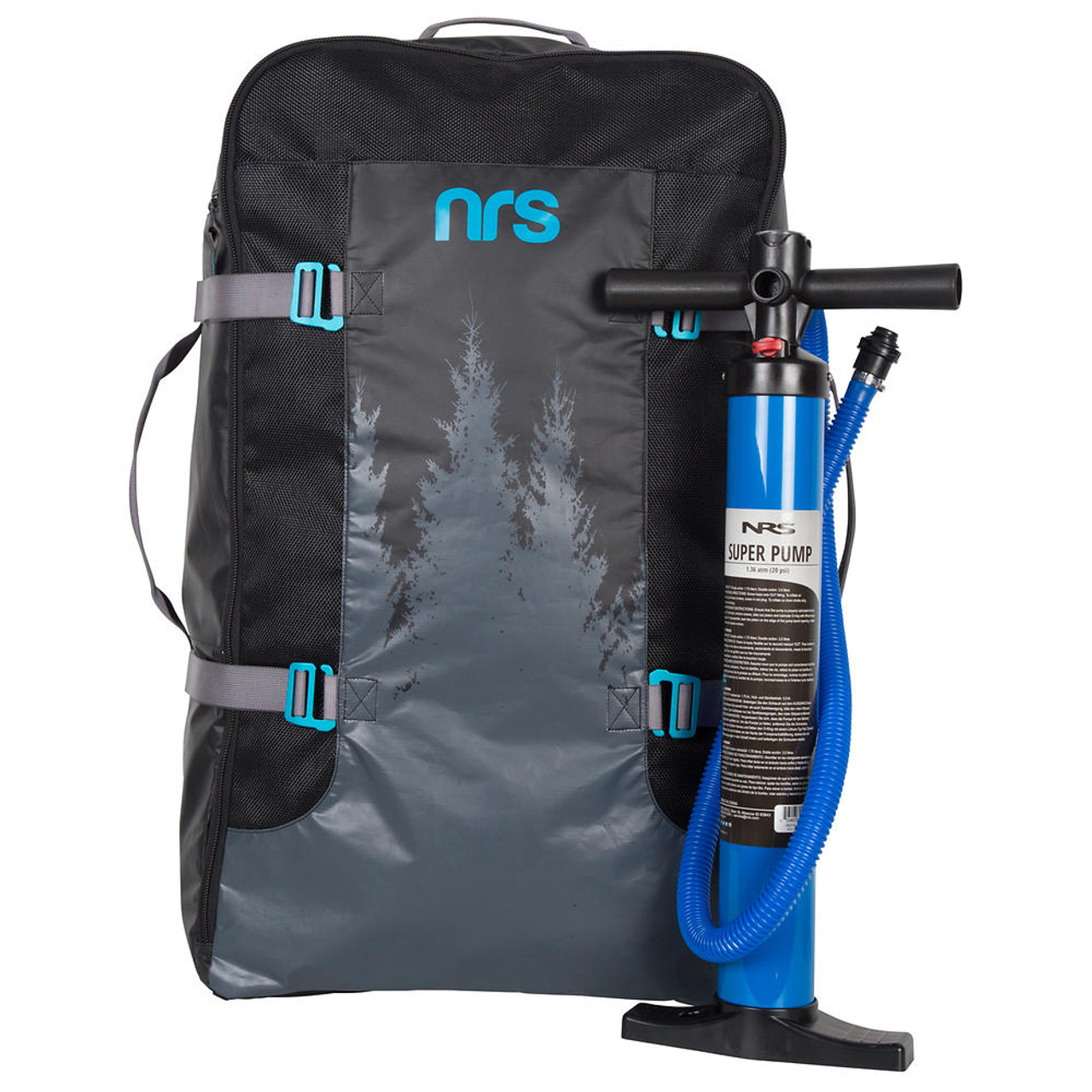 """NRS Thrive 10'8"""" Inflatable SUP Board"""