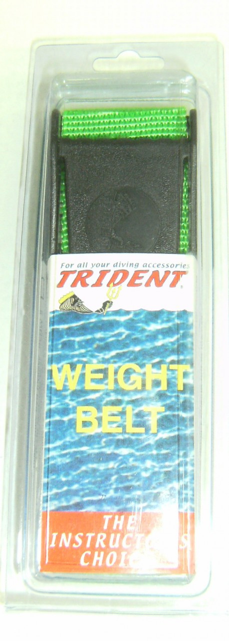 Weight Belt 58in Plastic Buckle