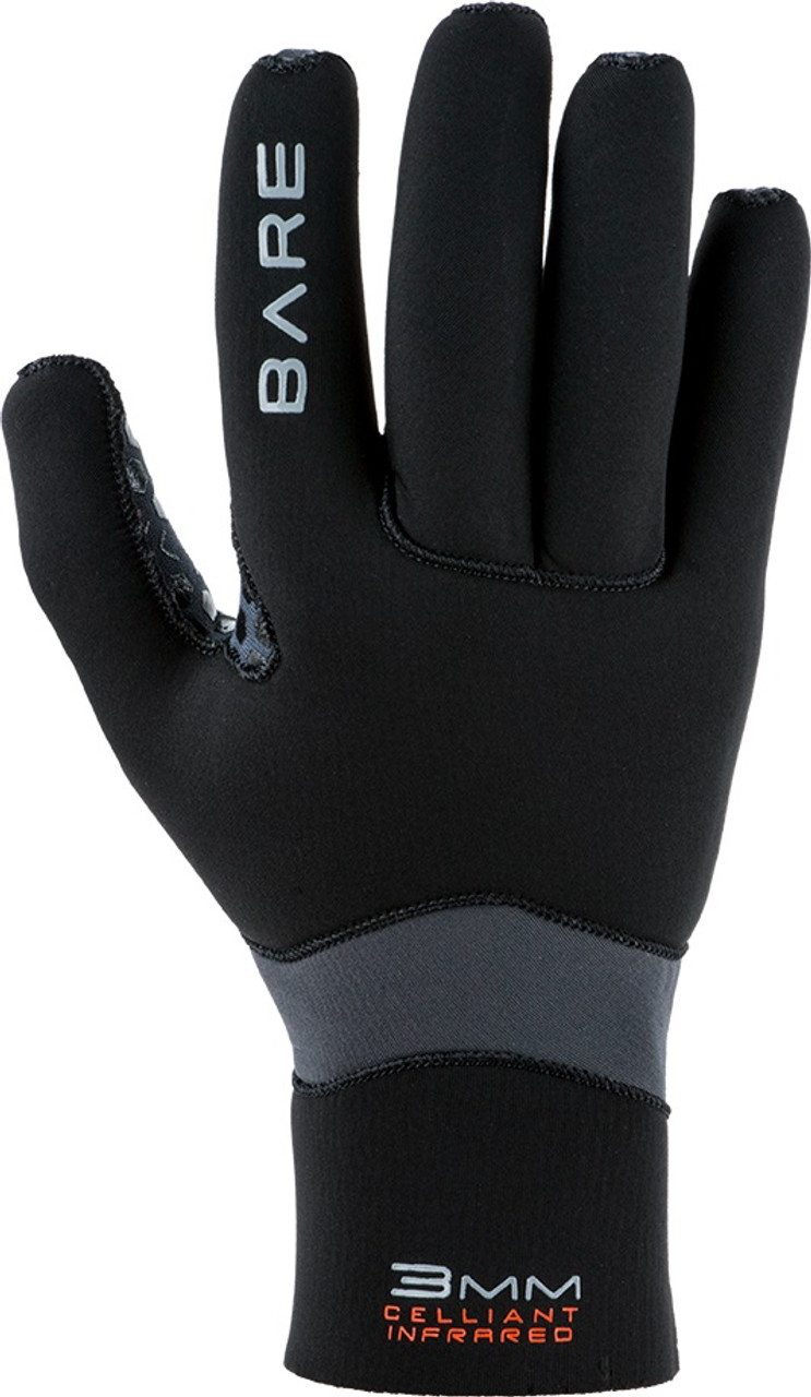 Bare Ultrawarmth 3mm Scuba Diving Dive Snorkeling Gloves