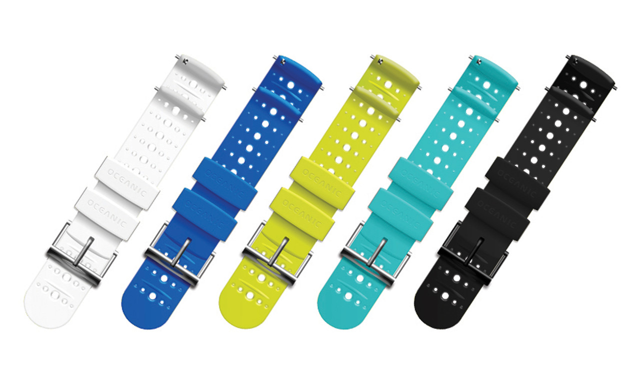 Oceanic GEO 4.0 Scuba Dive Computer Replacement Band Strap