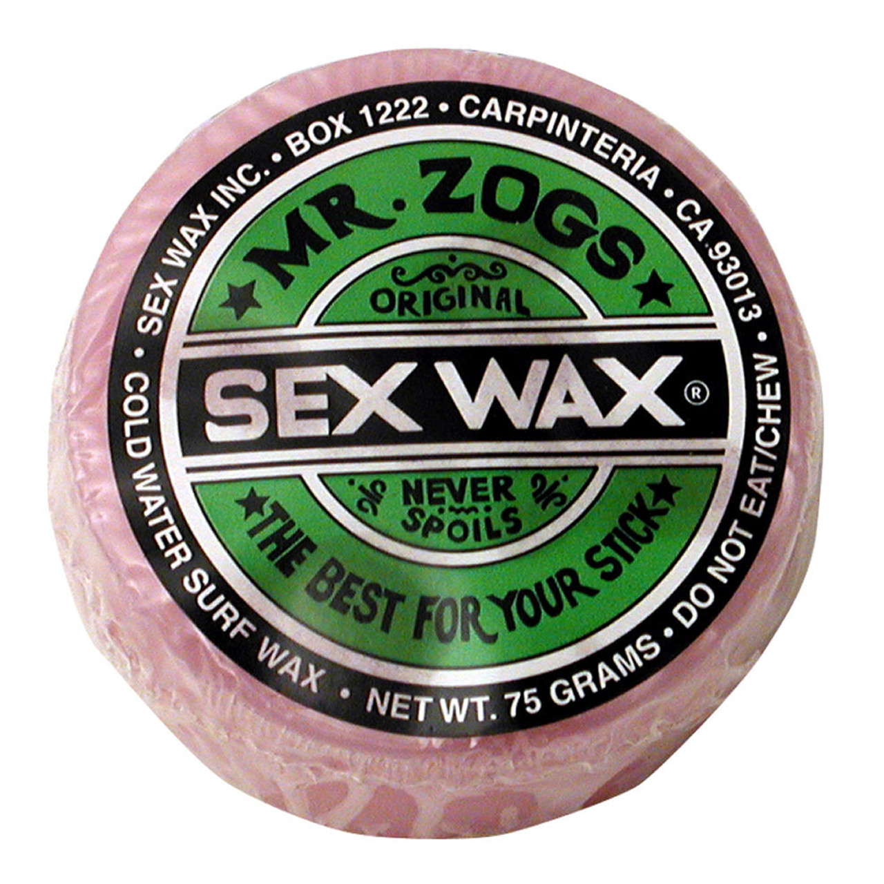 Mr. Zogs Original Sex Wax for Cold Waters