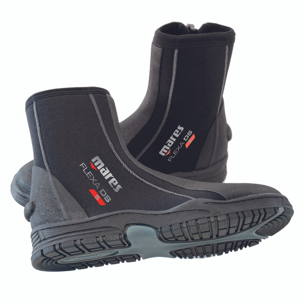 Mares Flexa 5mm Boot Scuba Diving Snorkeling Booties Wetsuit Boots