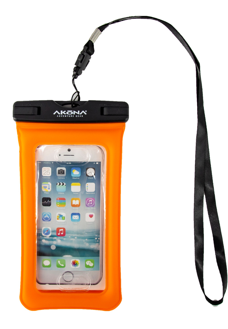 Akona GOBI Phone Dry Case Bag for Snorkeling, Boat, Beach, Kayak